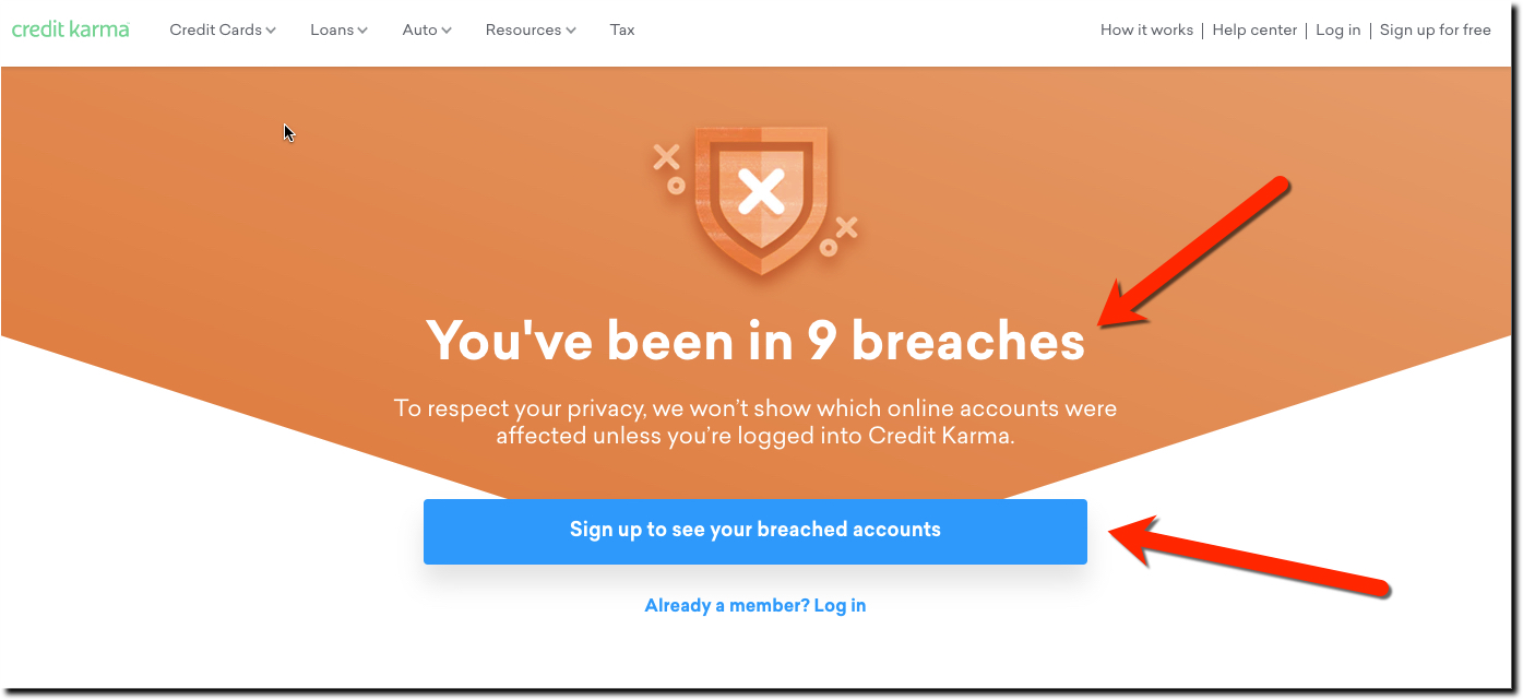 Credit Karma Does Breach Education Right (Security UX)