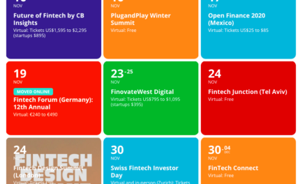 The Best Fintech Conferences this Week (7 Dec 2020)